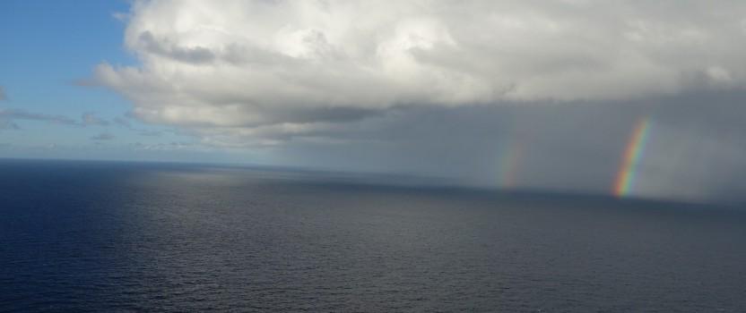 Catch of the day:  Double Rainbow – Doble Iris